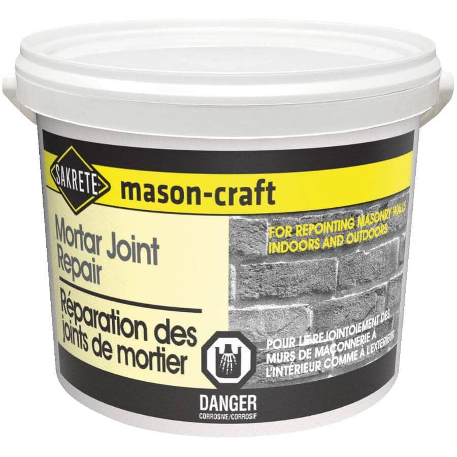 SAKRETE:2kg mason-craft Joint Repair Mortar