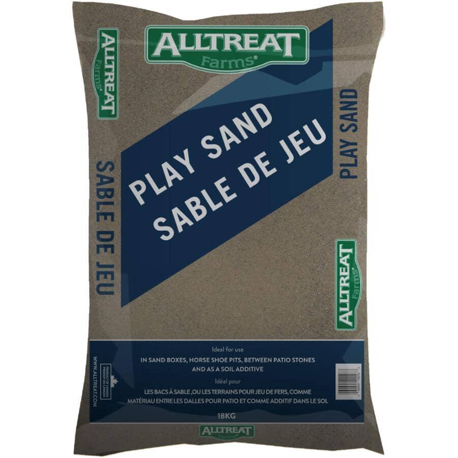ALL TREAT FARMS:Sac de sable de 18 kg pour bac à sable