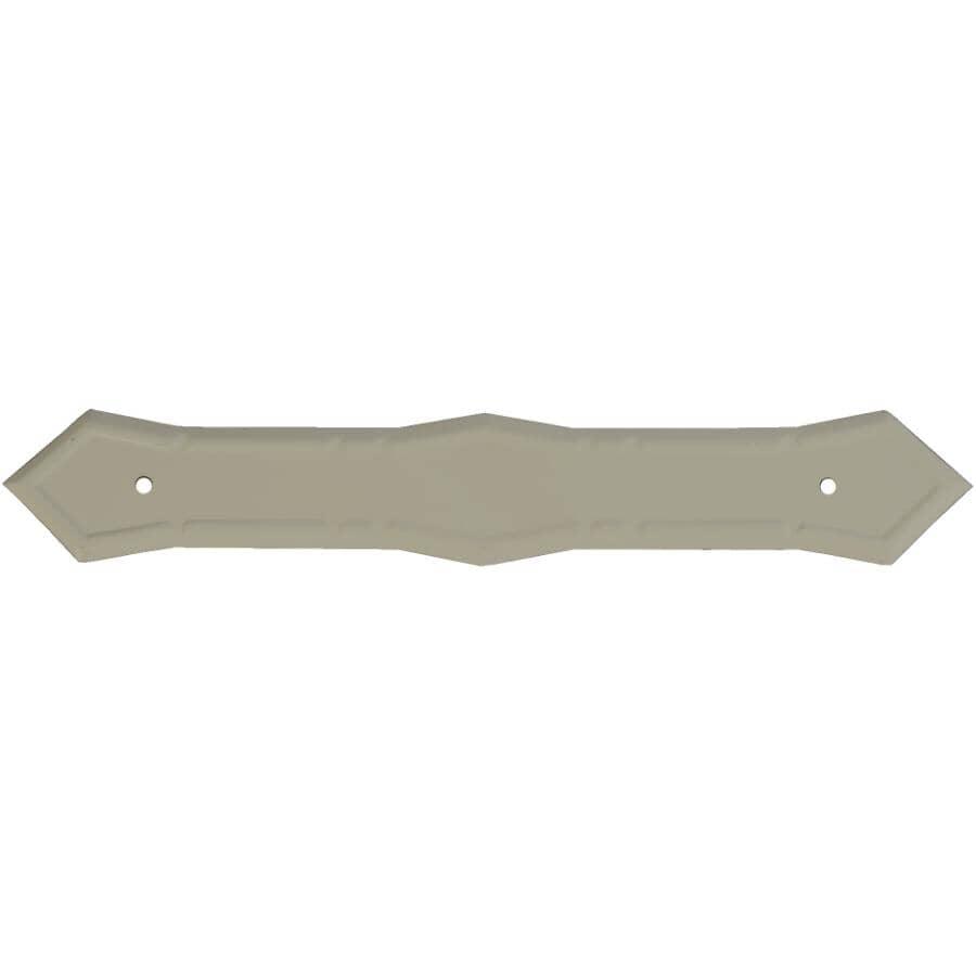 KAYCAN:Prestige Beige Aluminum Gutter Pipe Strap