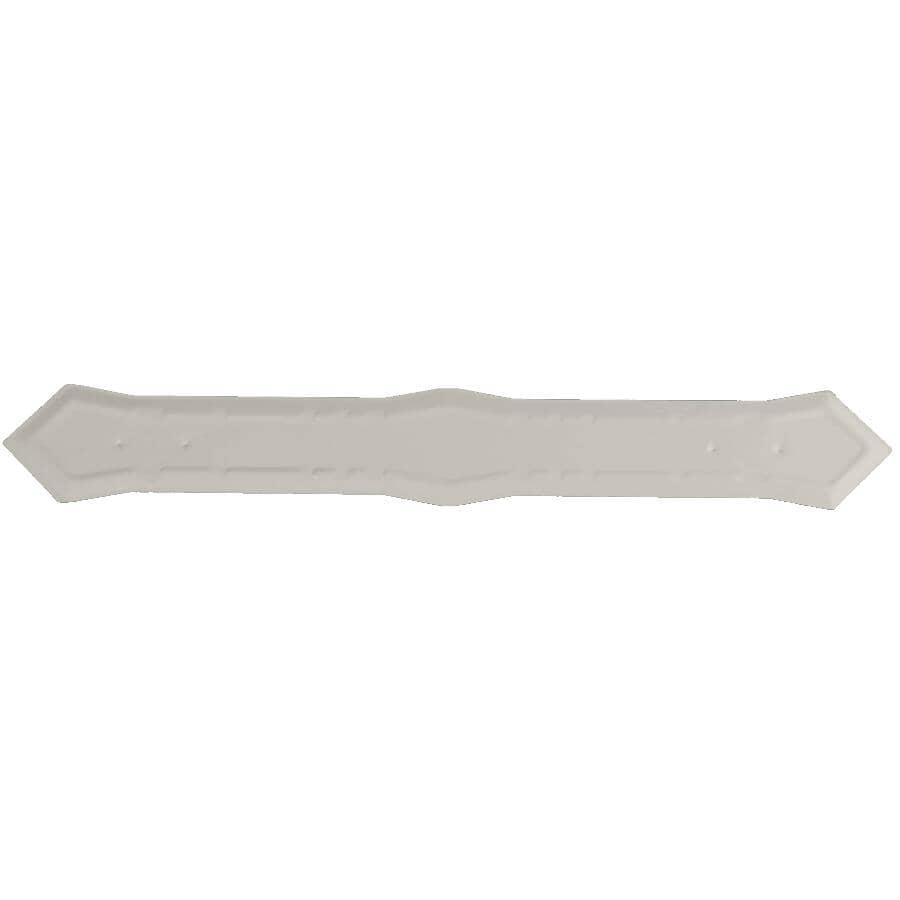 "KAYCAN:5"" K-Style Slate Grey Inside Aluminum Gutter Mitre"