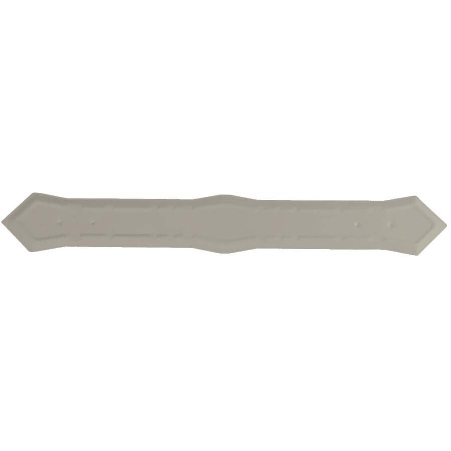 "KAYCAN:5"" K-Style Matchcoat Beige Outside Aluminum Gutter Mitre"