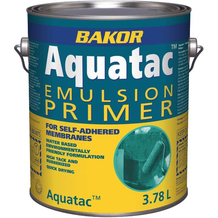 BAKOR:3.78L Aquatac Emulsion Primer