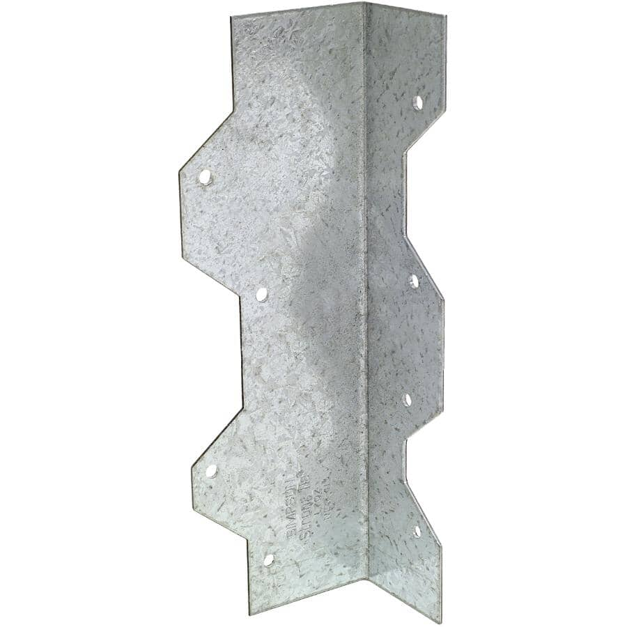 """SIMPSON STRONG-TIE:7"""" 'L' Reinforcing Angle - 16 Gauge"""
