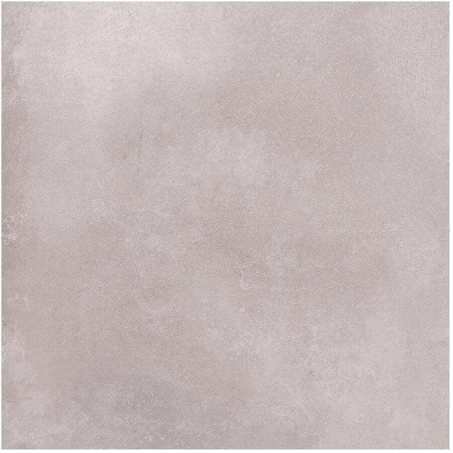 "CENTURA:Galaxy Collection 24"" x 24"" Porcelain Tile Flooring - Natural Brillo, 15.5 sq. ft."