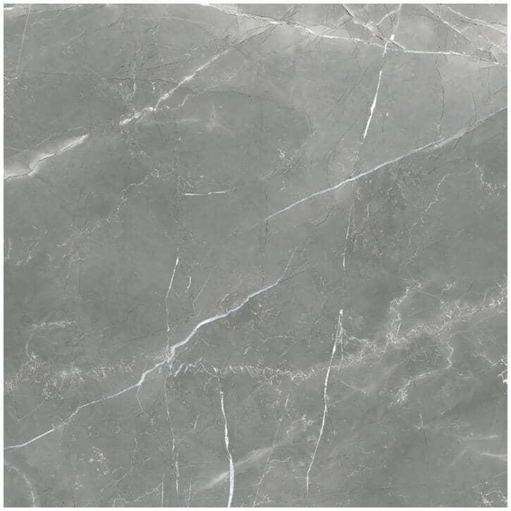 "CENTURA:Rodum Collection 12"" x 24"" Porcelain Tile Flooring - Grey, 15.3 sq. ft."