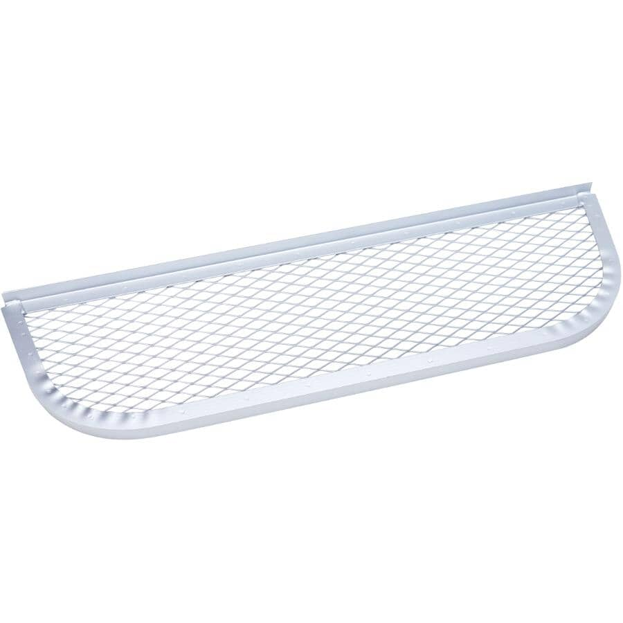 """AIL:42"""" x 12"""" Galvanized Window Well Cover"""
