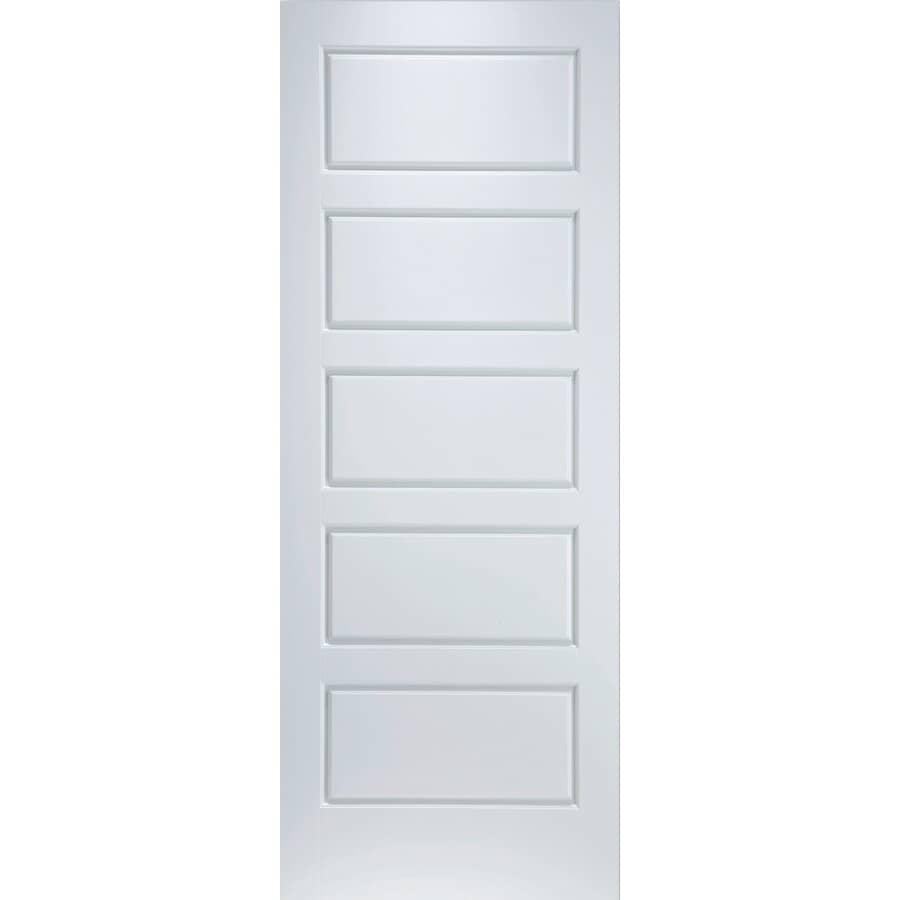 "MASONITE:Riverside Safe N' Sound Slab Door - 24"" x 80"""