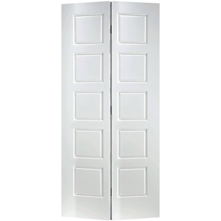 """MASONITE:36"""" x 80"""" Riverside Bifold Door"""