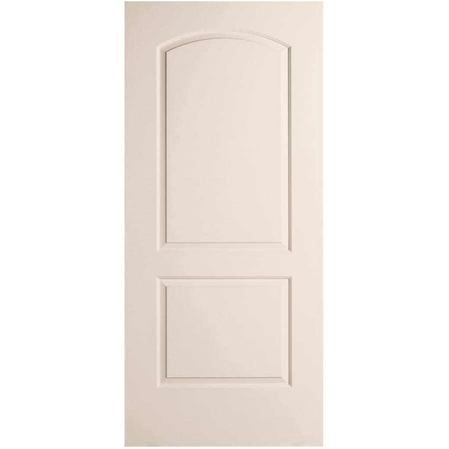 """JELD-WEN:20"""" x 80"""" Continental Left Hand Pre-hung Door"""