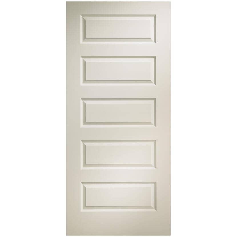 """JELD-WEN:36"""" X 80"""" Rockport Right Hand Pre-Hung Door"""