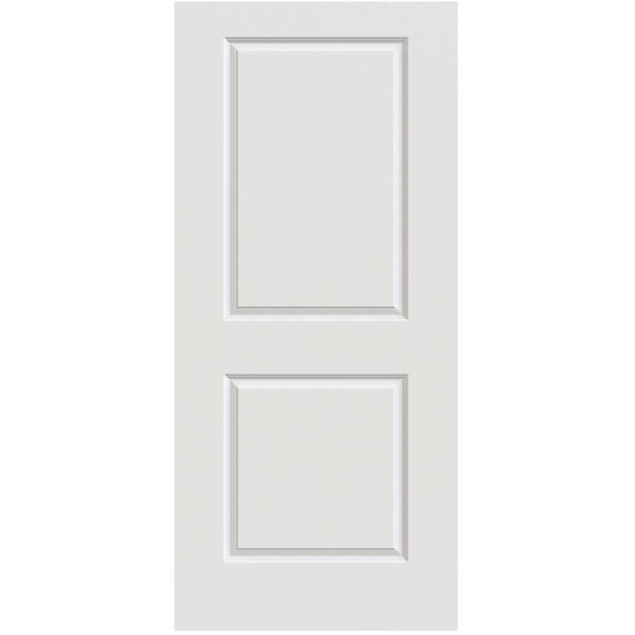 """JELD-WEN:18"""" x 80"""" Carrara Left Hand Pre-hung Door"""