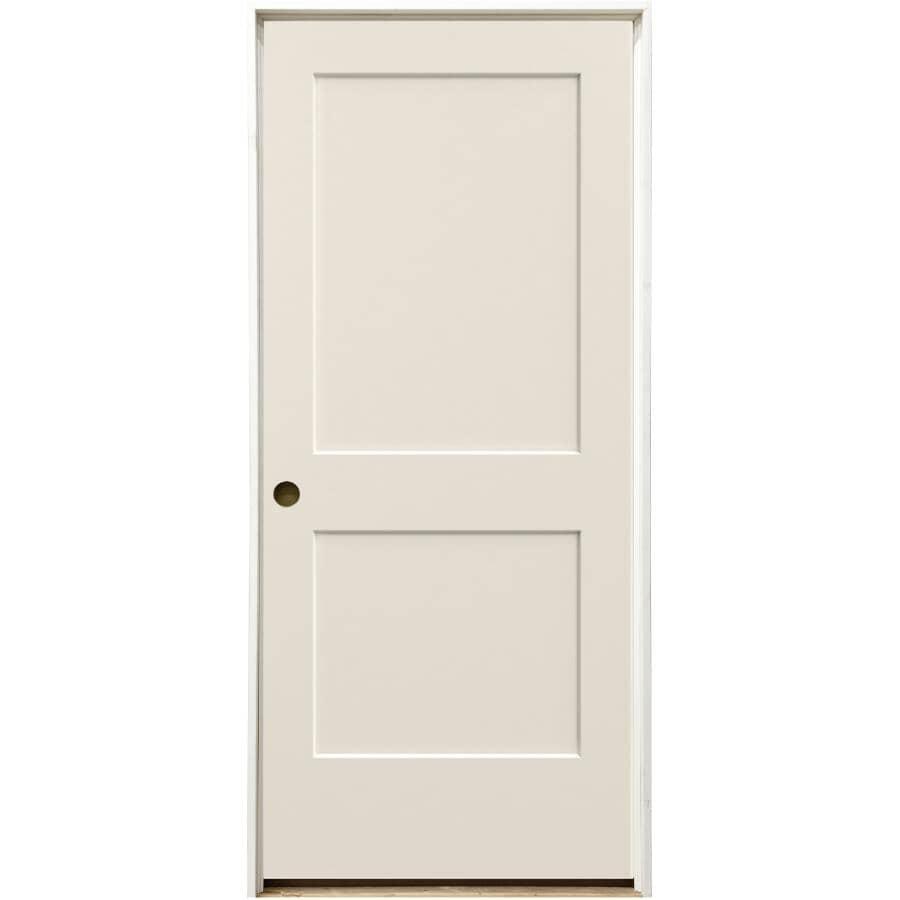 """JELD-WEN:28"""" X 80"""" Monroe Right Hand Pre-Hung Door"""