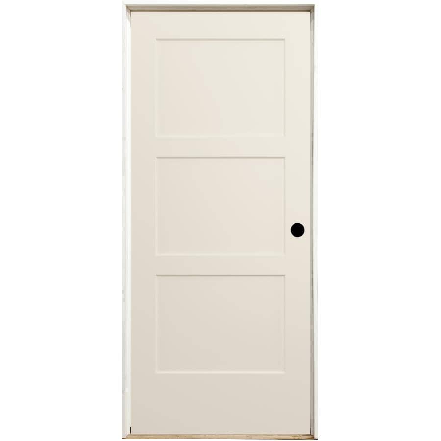 """JELD-WEN:18"""" x 80"""" Birkdale Left Hand Pre-Hung Door"""
