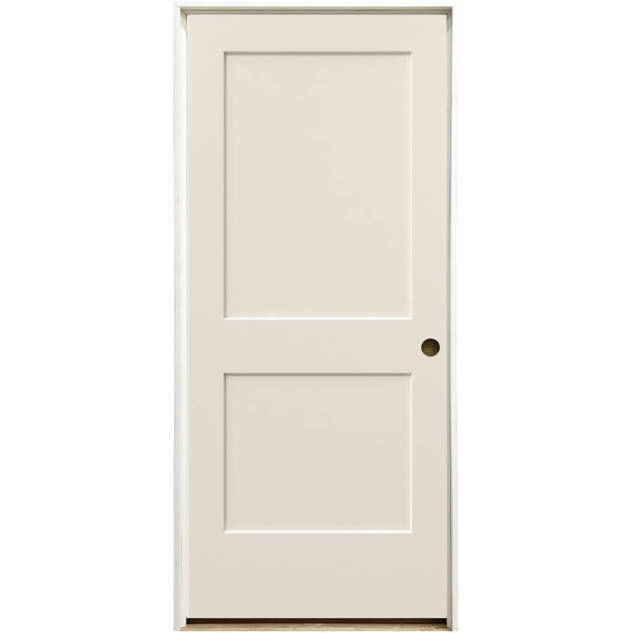 """JELD-WEN:32"""" x 80"""" Monroe Right Hand Knockdown Door"""