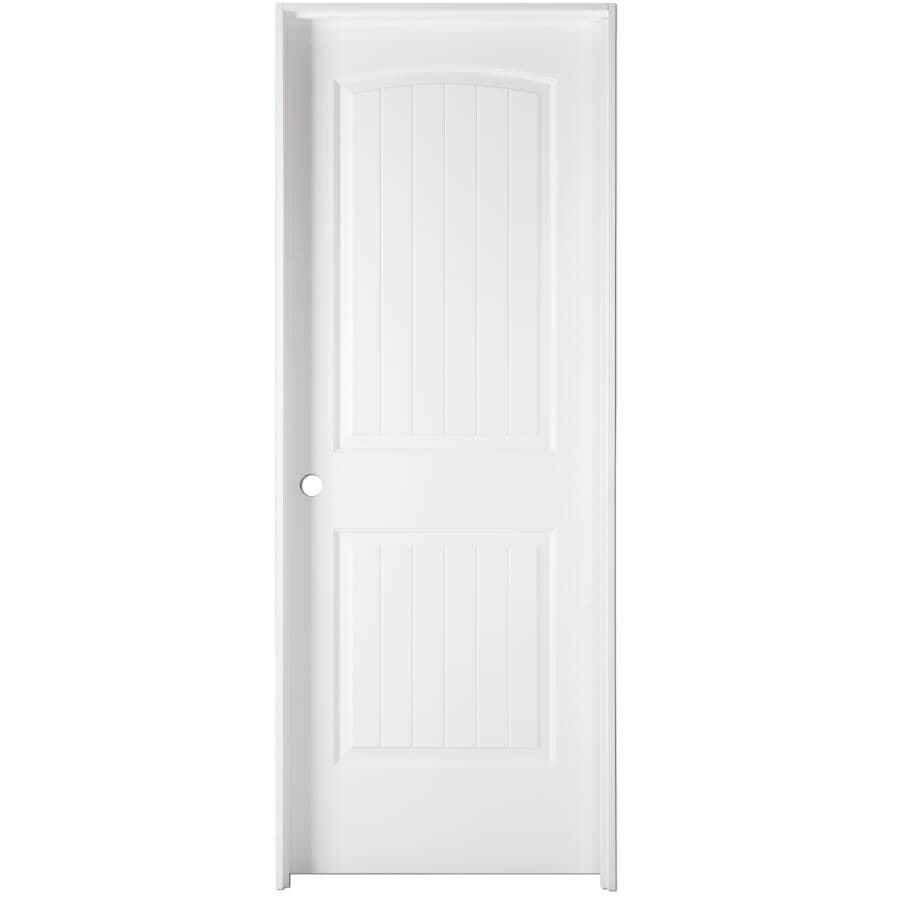 """JELD-WEN:28"""" X 80"""" Santa Fe Right Hand Pre-Hung Door"""