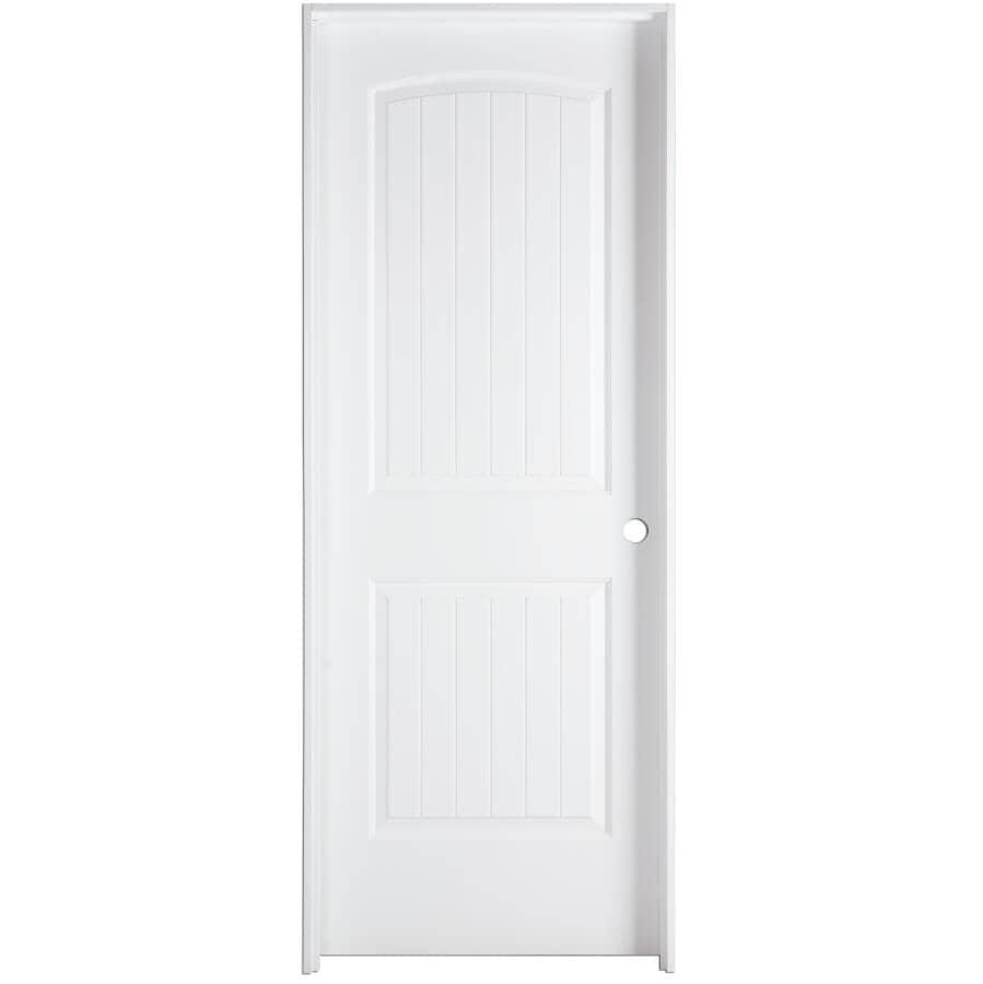"""JELD-WEN:34"""" X 80"""" Santa Fe Left Hand Pre-Hung Door"""