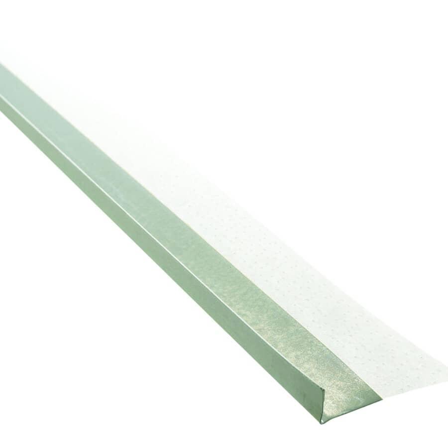 "BEADEX:1/2"" x 8' B4 L-Trim Paper Corner Bead"