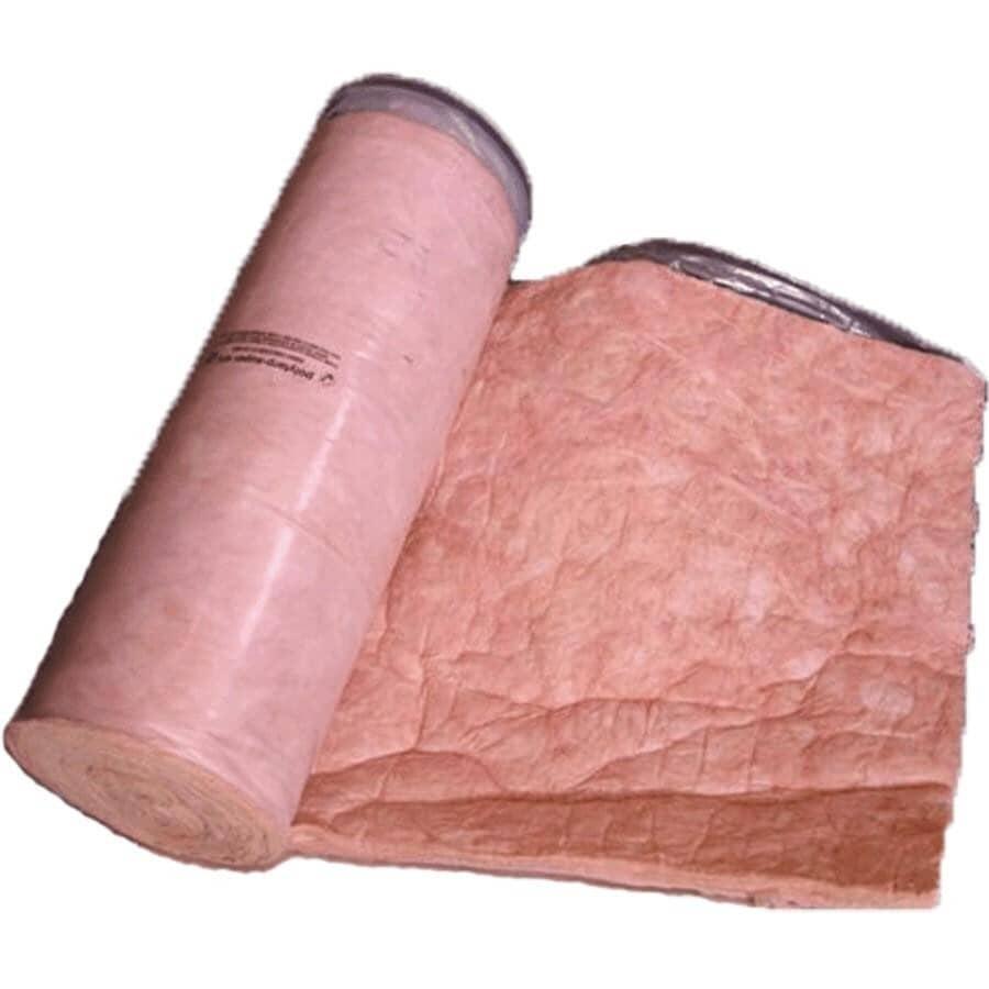 TOTAL LAMINATING PRODUCTS:3' x 35' Fiberglass R20 Basement Blanket Insulation
