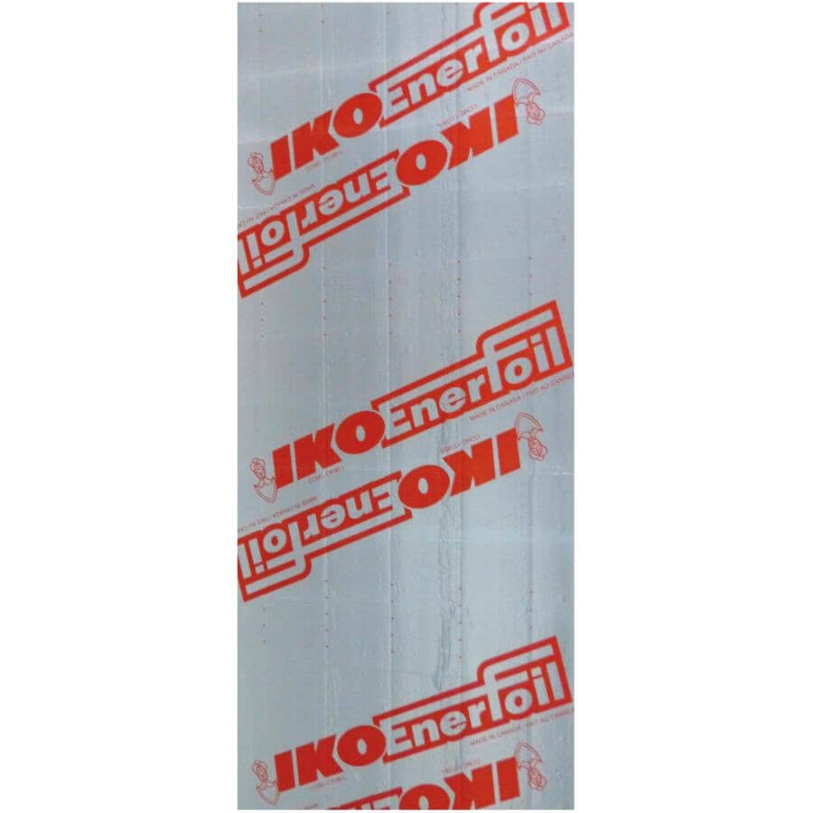 "IKO:1"" x 4' x 8' R6 ISO Foam Insulation"