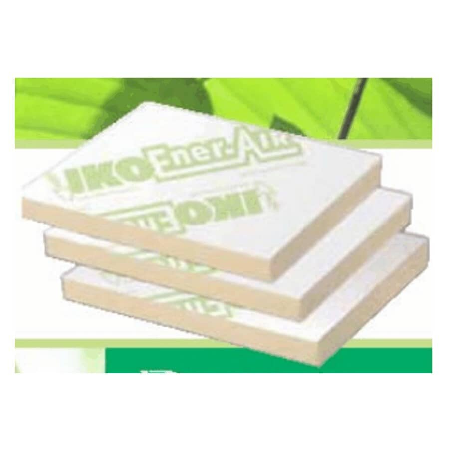 "IKO:2"" x 4' x 8' R12.1 Ener-Air Foam Insulation"