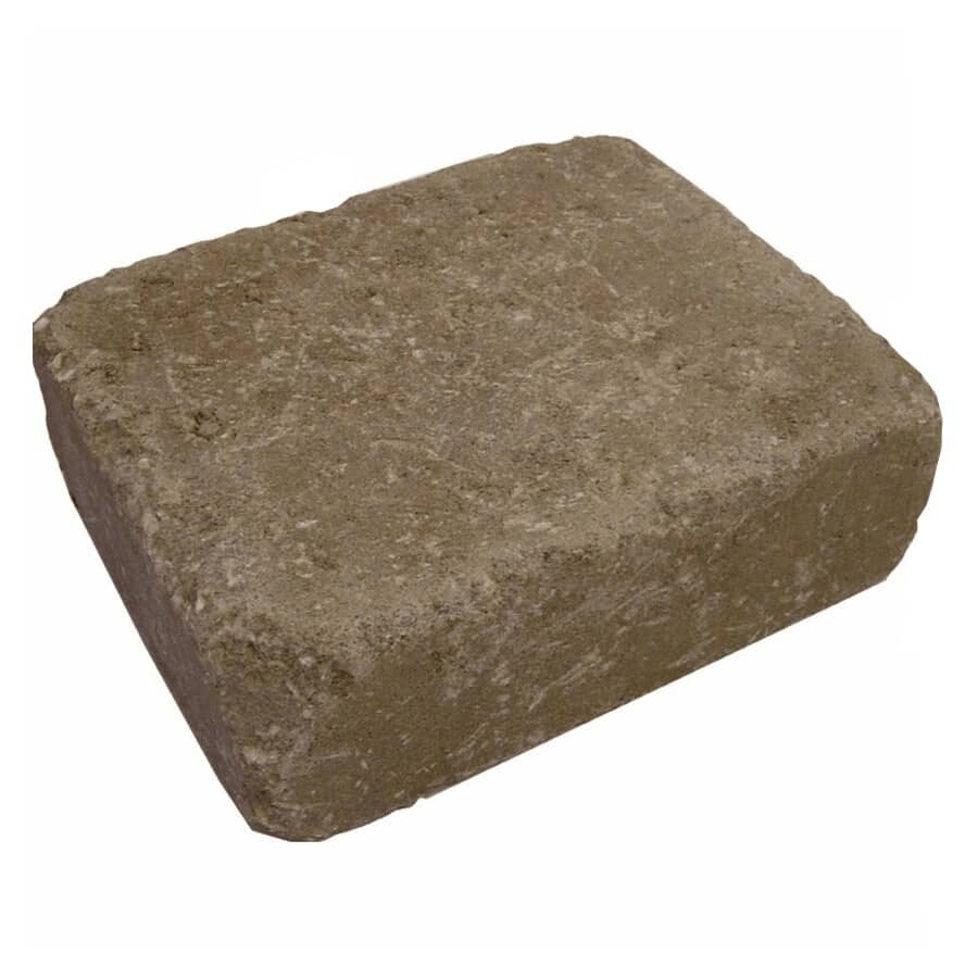 "EXPOCRETE:6"" x 7"" Roman Euro A Desert Buff Paving Stone"