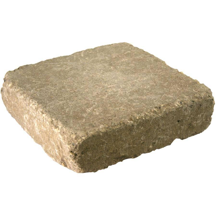 "EXPOCRETE:6"" x 6"" Roman Euro B Desert Buff Paving Stone"