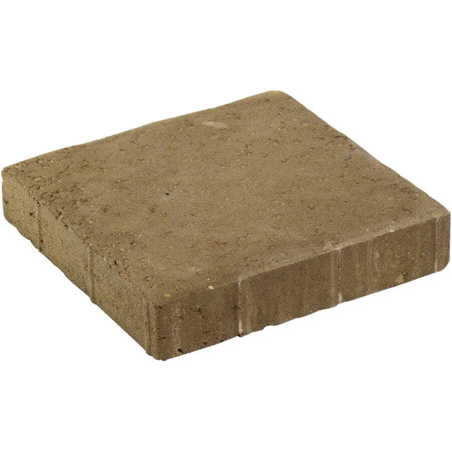 "EXPOCRETE:12"" x 12"" Smooth Desert Buff Tilestone Paving Stone"