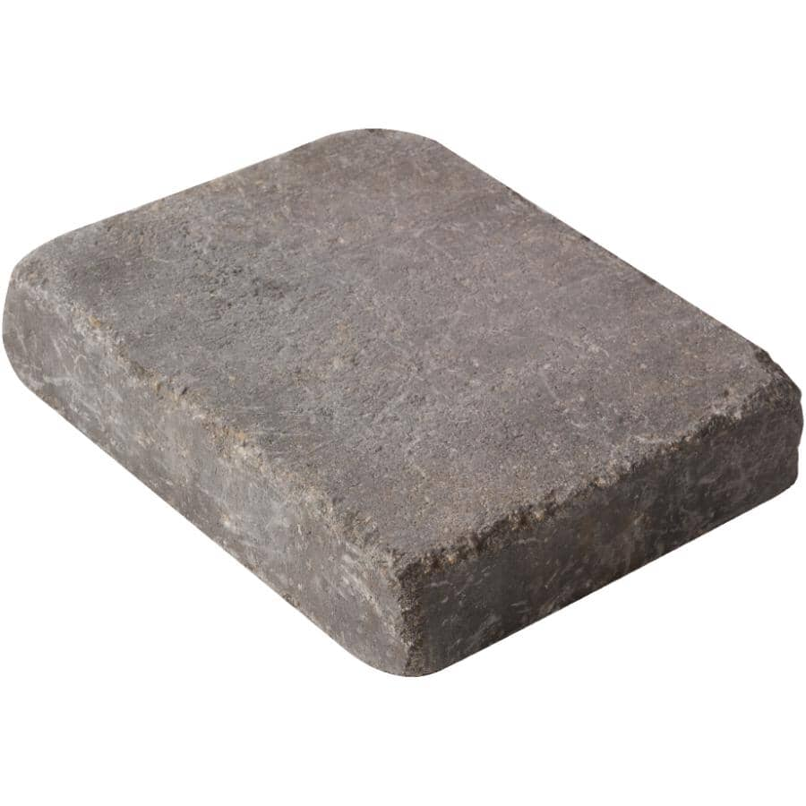 """BARKMAN CONCRETE:10"""" x 8"""" Sierra Grey Roman Paving Stone"""