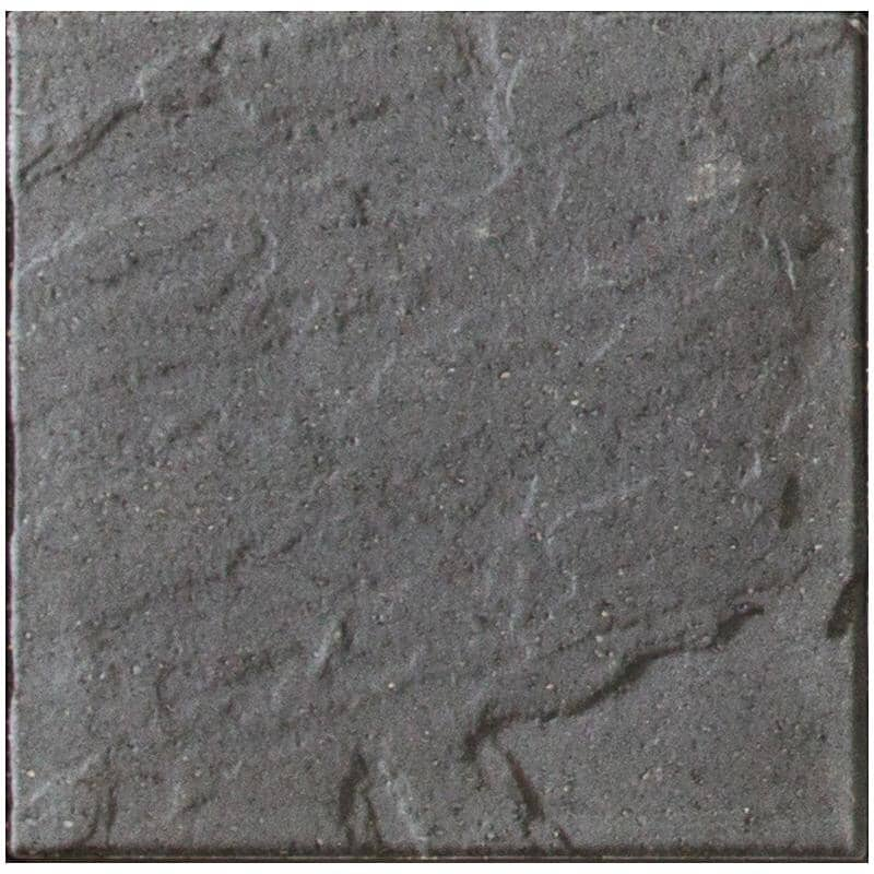 """EXPOCRETE:18"""" x 18"""" Grey Slate Slab Patio Stone"""