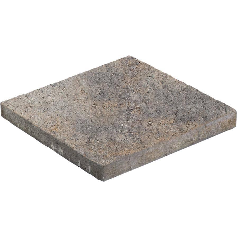 "EXPOCRETE:18"" x 18"" Victorian Slate Slab Patio Stone"