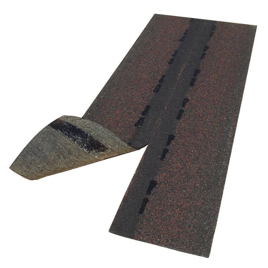 IKO:123 Linear Feet Leading Edge Plus Shingle