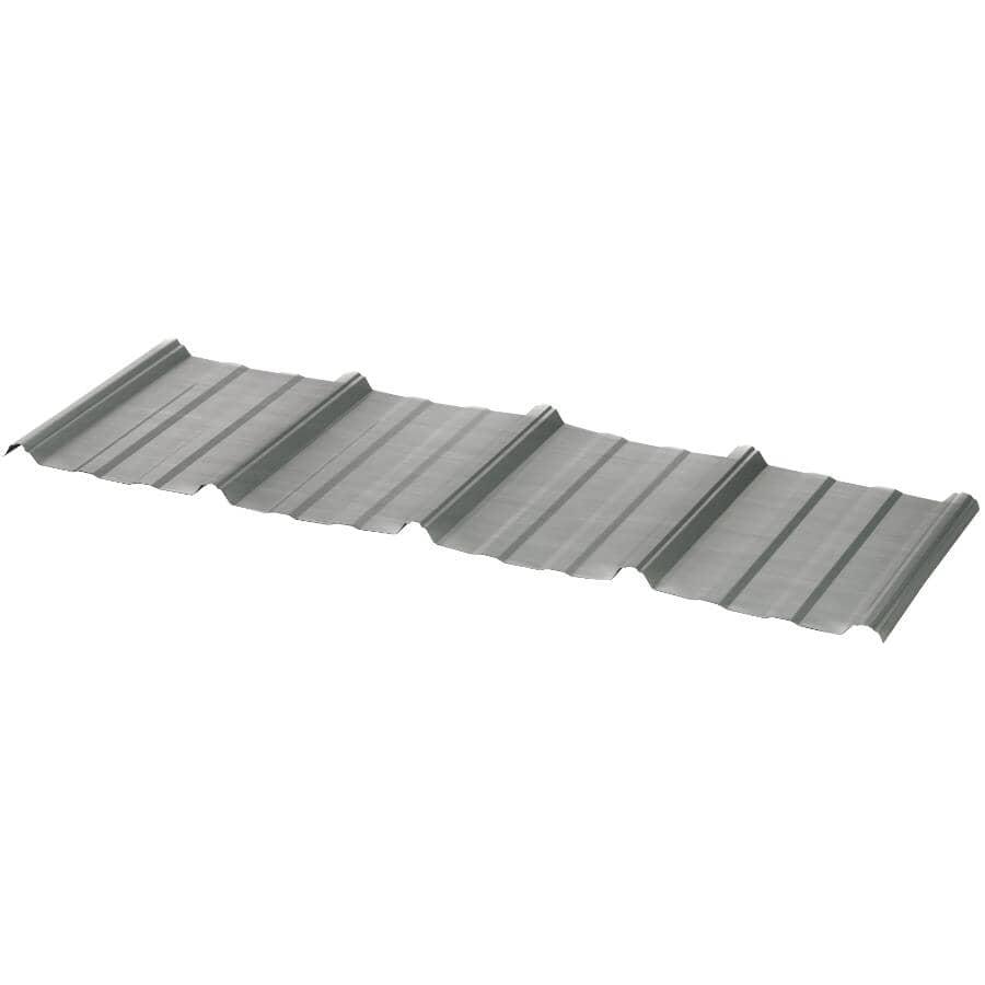 VICWEST:29 Gauge Ultravic Galvanized Metal Roof