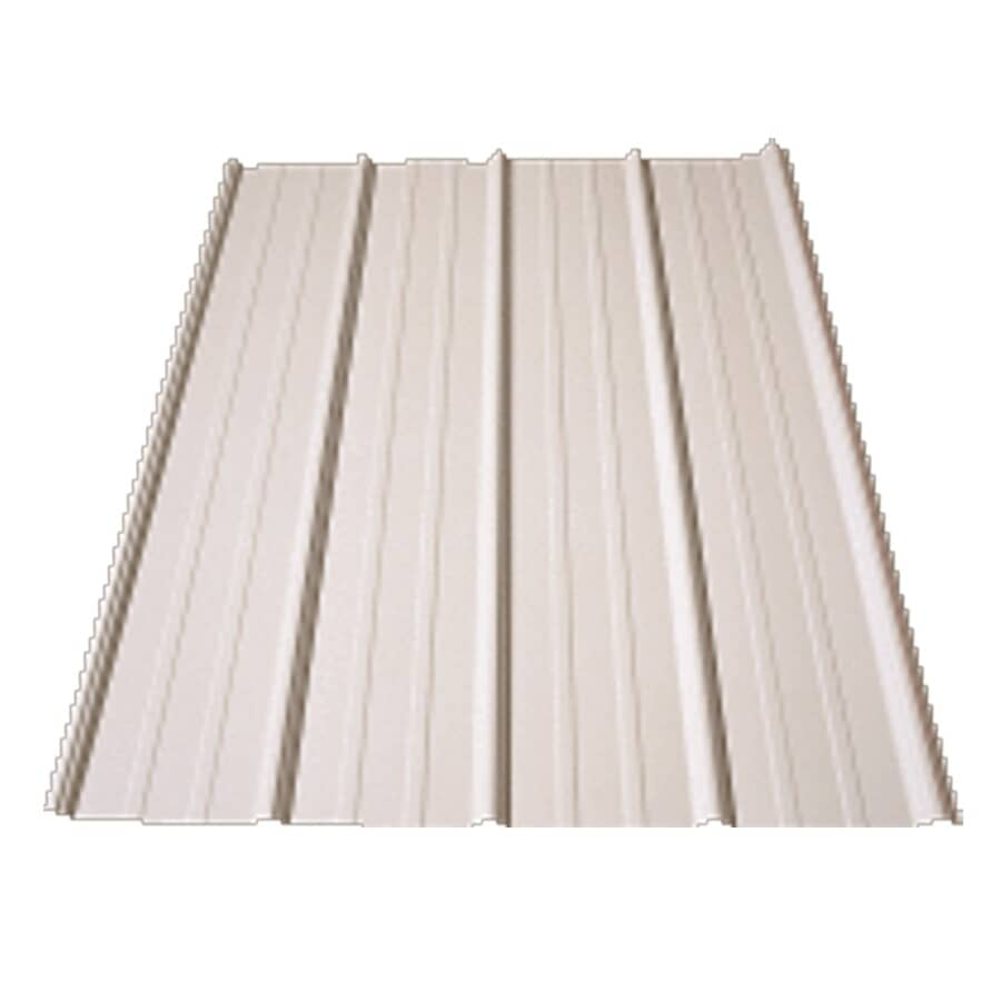 IDEAL ROOFING:29 Gauge White Metal Roofing