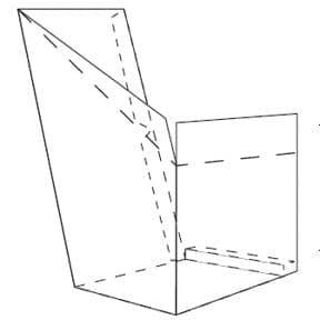 VICWEST:Pre-painted Metal Roof Corner Block