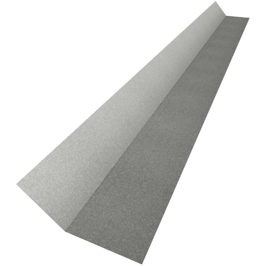 "BAILEY METAL PRODUCTS:8"" x 10""' 135 Degree Galvanized Metal Wall Flashing"
