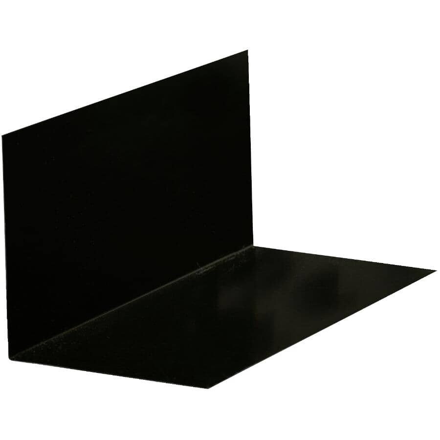 """BAILEY METAL PRODUCTS:8"""" x 9"""" Painted Metal Step Flashing"""