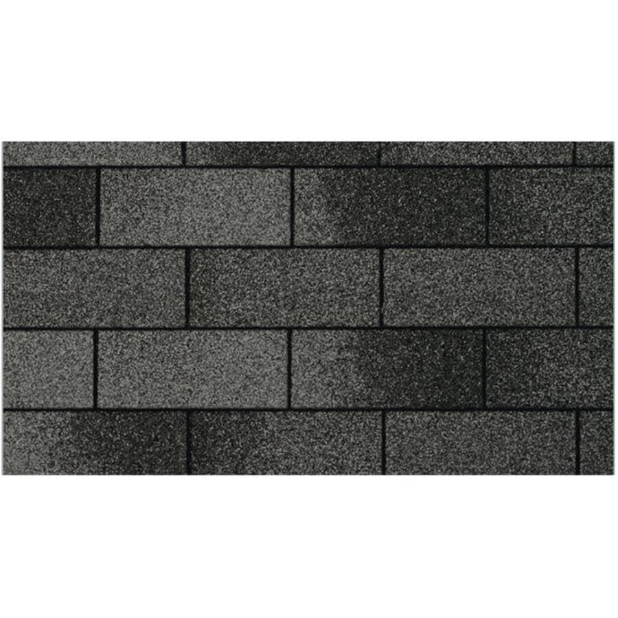 IKO:Marathon Plus AR Shingle - Charcoal Grey