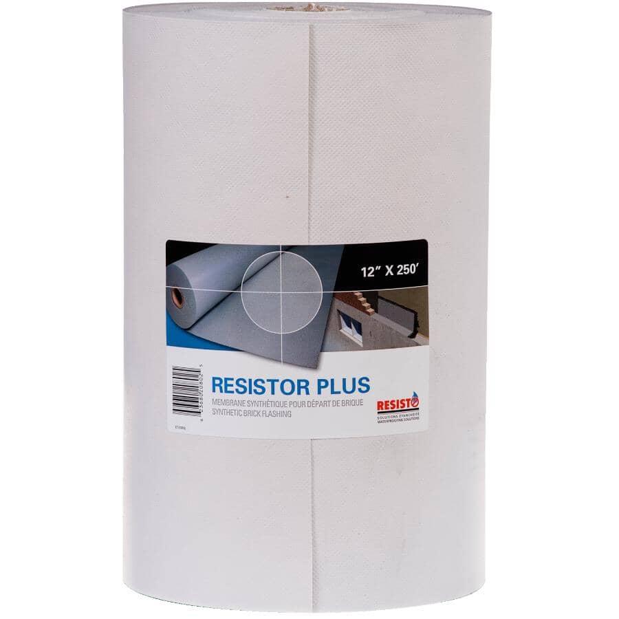 RESISTO:Revêtement Resistor Plus de 12 po x 250 pi