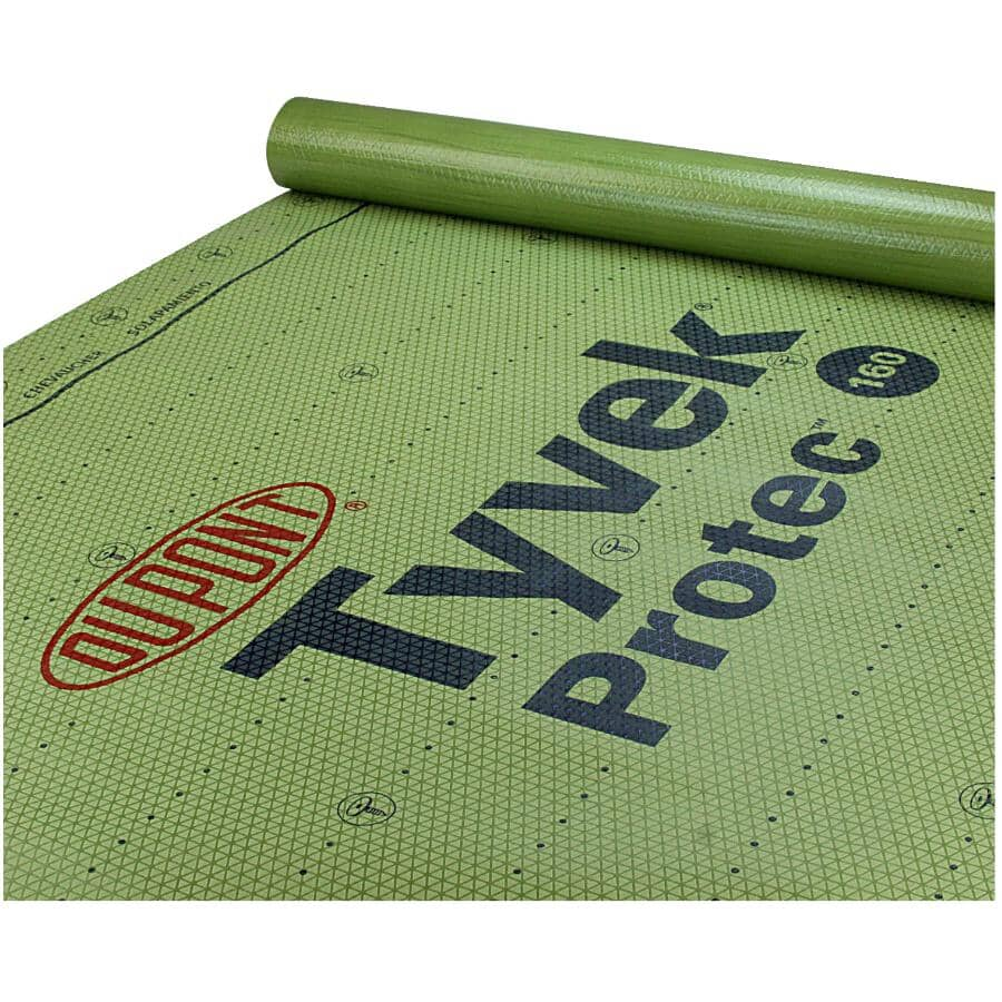 TYVEK:4' x 250' Protec 160 Roofing Underlay