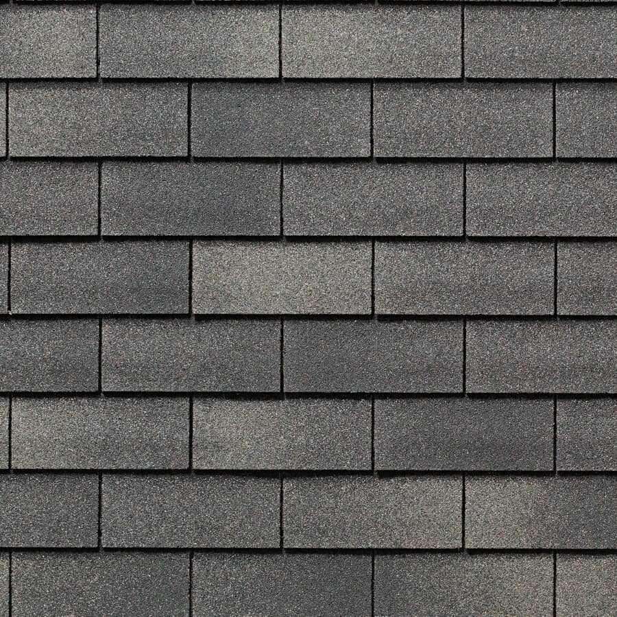 BUILDING PRODUCTS OF CANADA:Yukon Shadow Band 30 Year Antique Wood Shingle