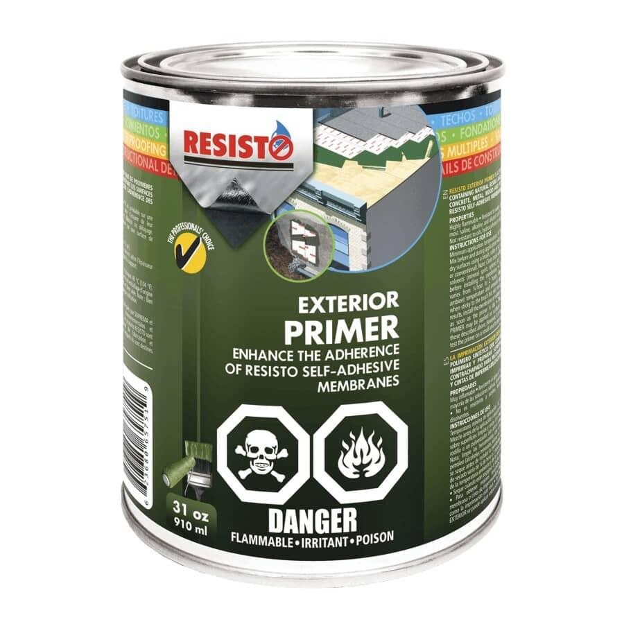 RESISTO:Apprêt pour membrane extérieure, 910 ml