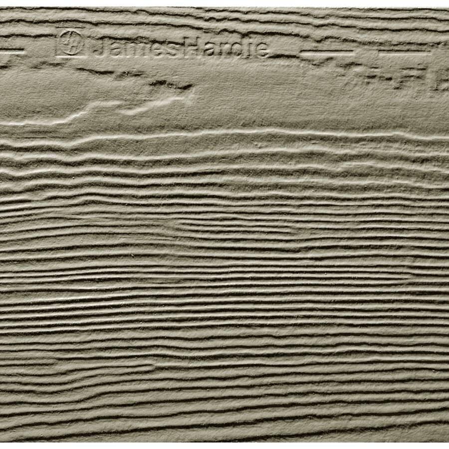 "JAMES HARDIE:6-1/4"" x 12' Monterey Taupe Cedarmill Cement Siding"