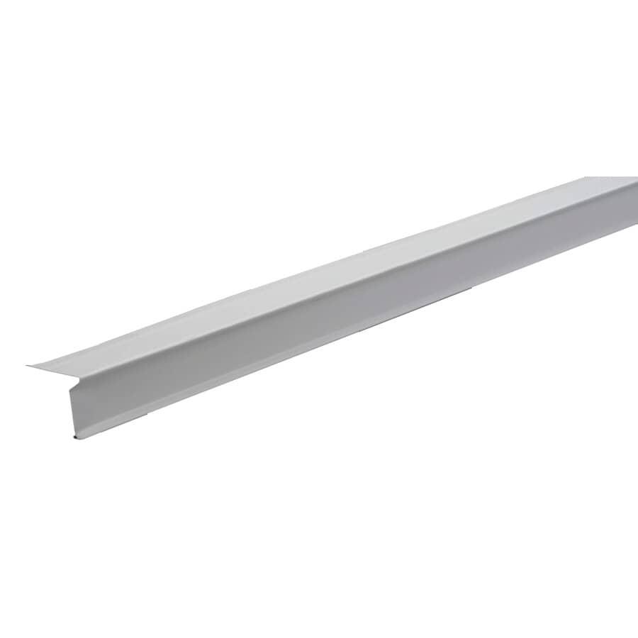 KAYCAN:10' Commercial Brown Aluminum Drip Edge