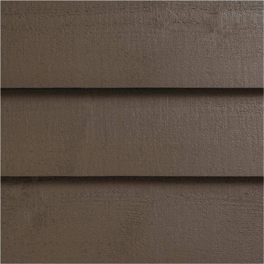 """FRASER WOOD SIDING:1"""" x 6"""" Classic Spanish Moss Bevel Wood Siding, by Linear Foot"""