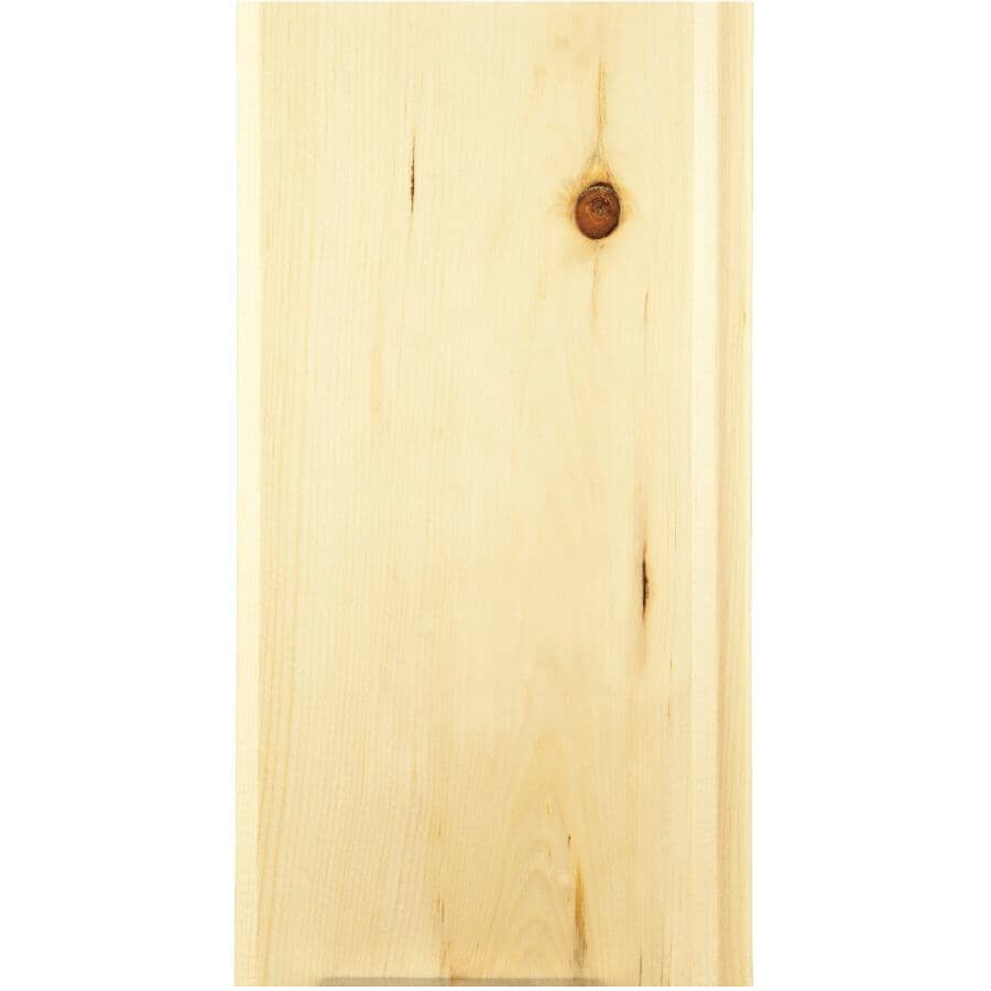 """READY PINE:1"""" x 6"""" Natural Tongue and Groove Paneling, by Linear Foot"""