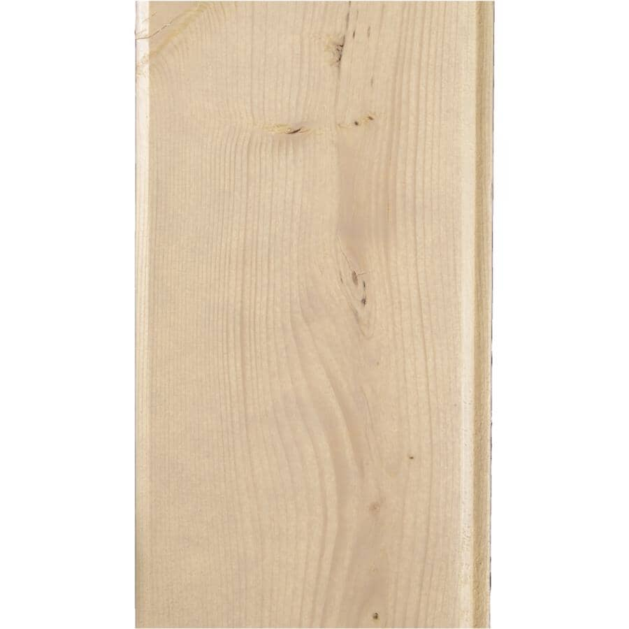 """READY PINE:1"""" x 6"""" Beige Grey Tongue and Groove Paneling, by Linear Foot"""