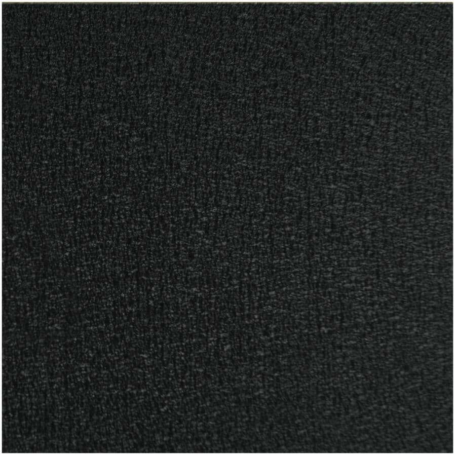 """BELLARA:10 Pack 5.25"""" x 12' Matte Ebony Steel Siding"""