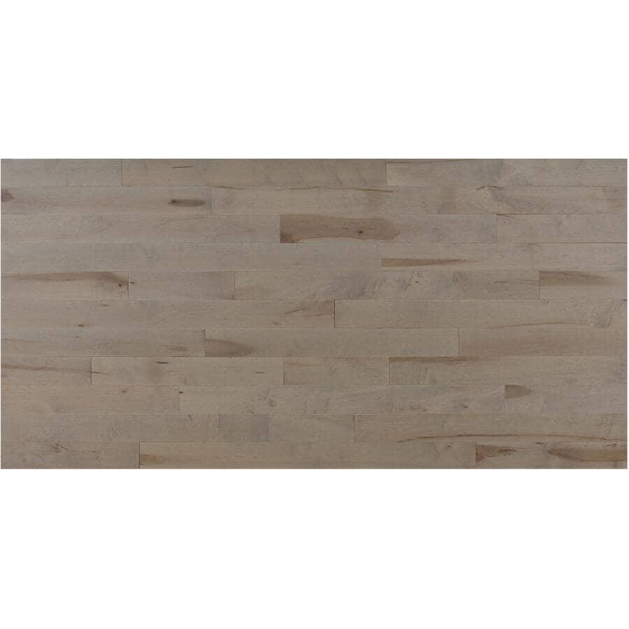 "GOODFELLOW:Originals Nature Collection  4-1/4"" x 3/4"" Smooth Maple Hardwood Flooring - Illusion, 19 sq. ft."