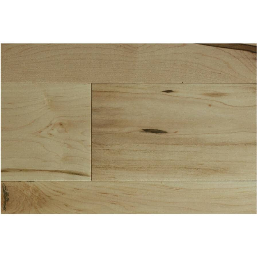 "GOODFELLOW:Original Nature Maple Hardwood Flooring - Naturel, 3/4"" x 4-1/4"", 19 sq. ft."
