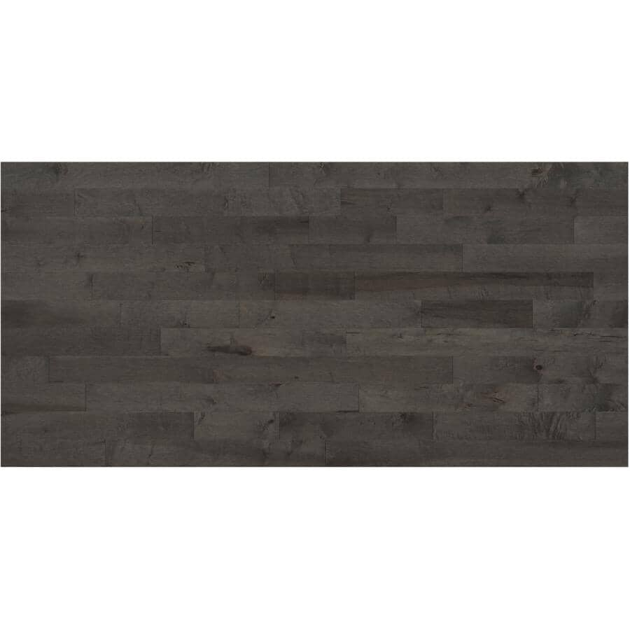 "GOODFELLOW:Originals Nature Collection  4-1/4"" x 3/4"" Smooth Maple Hardwood Flooring - Podium, 19 sq. ft."